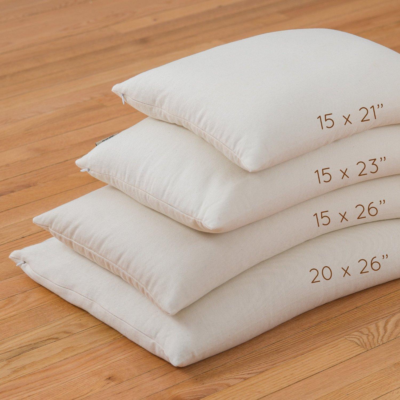 Buckwheat Pillow by ComfySleep