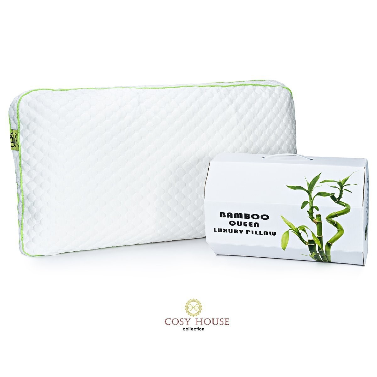 Cosy House Collection Premium Memory Foam Pillow