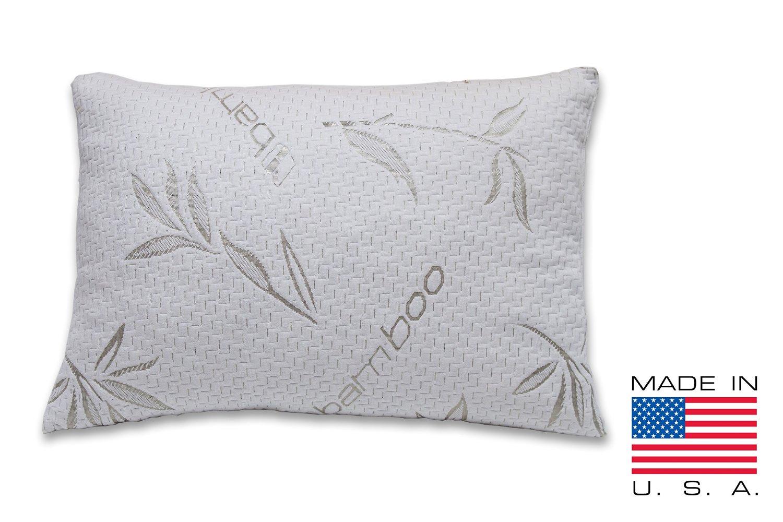 Evey's High Quality Shredded Memory Foam Pillow