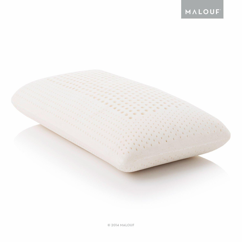 Malouf Talalay Latex Zoned Pillow