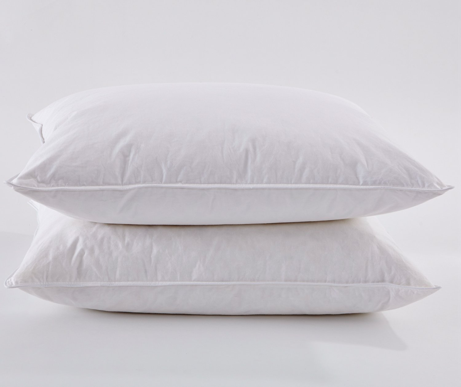 Get the best down pillows at Amazon
