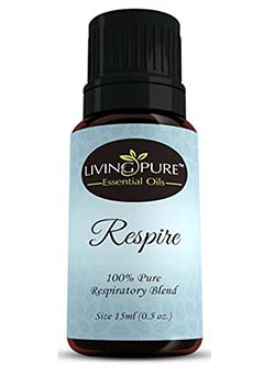 #1 Respiratory Essential Oil & Sinus Relief Blend