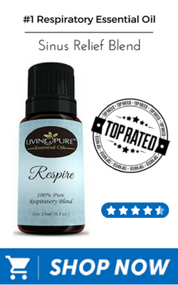 #1 Respiratory Essential Oil and Sinus Relief Blend