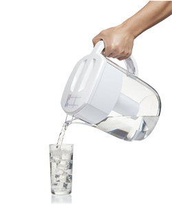 Brita 10 Cup Everyday BPA Free Water Pitcher with 1 Filter