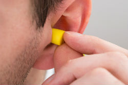 ER20 ETY Plugs Hearing Protection Earplugs