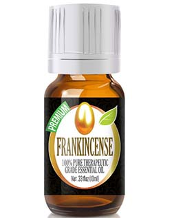 Frankincense - 100% Pure, Best Therapeutic Grade Essential Oil