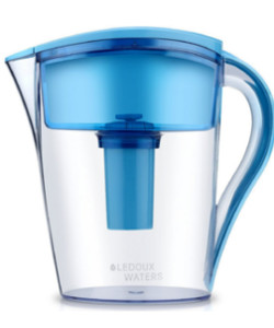 LeDoux Waters 10 Cup Water Pitcher Filters