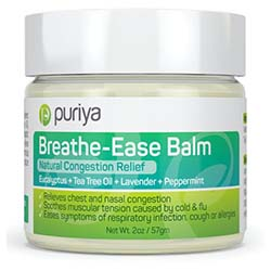 Natural Chest and Nasal Congestion Relief.