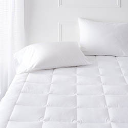 Pinzon Overfilled Microplush Mattress Pad