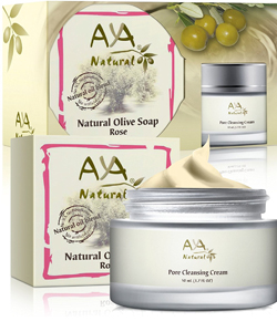 Clogged Pores Natural Cleansing Kit