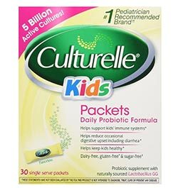 Culturelle Kid's Packets