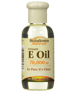 Sundown Vitamin E Oil