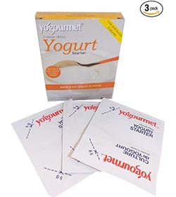 Yogourmet Freeze Dried Yogurt Starter