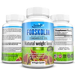 Doctor's 1st choice Forskolin