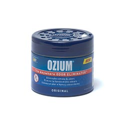 Ozium Smoke & Odours Eliminator Gel. Home, Office and Car Air Freshener 4.5oz (127g), by Auto Expressions