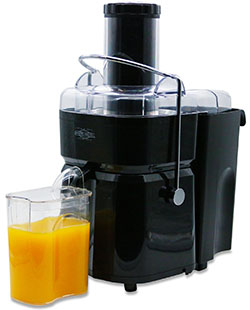 The Nutri-Stahl Multi-Speed Juicer Machine