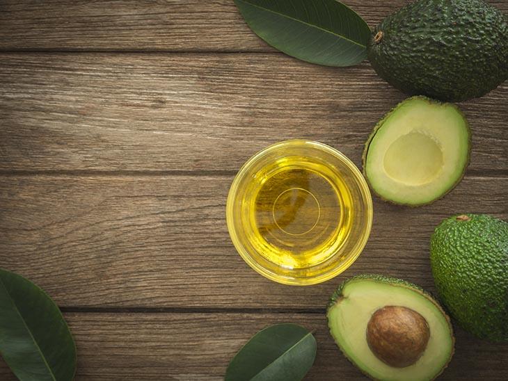 avocado oil for hair growth