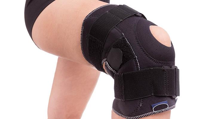 running knee brace