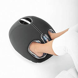 Brookstone 839379 Shiatsu Foot Massager