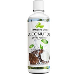 Coconut Oil for Skin Care Honeydew