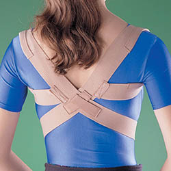 Elastic Posture Aid Clavicle Brace by Oppo Medical