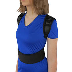 Posture Corrector Clavicle Support Brace by ComfyMed