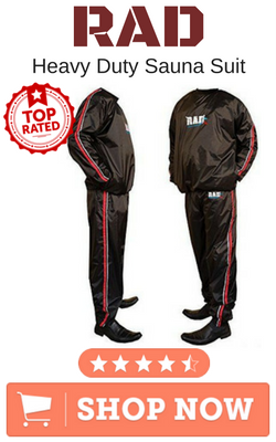 RAD Heavy Duty Sauna Suit
