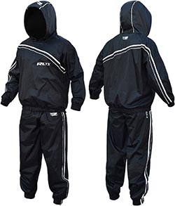 RDX MMA Sauna Sweat Suit