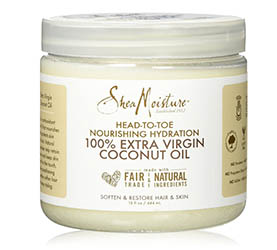 SheaMoisture Coconut Oil