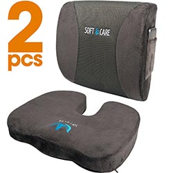 Soft & Care Seat Cushion Coccyx Support Pillow