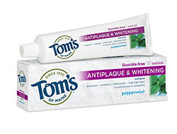 Toms Maine Fluoride Toothpaste