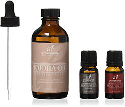 Certified Organic Jojoba Oil by ArtNaturals