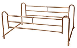 Drive Medical Home Style Bed Rails