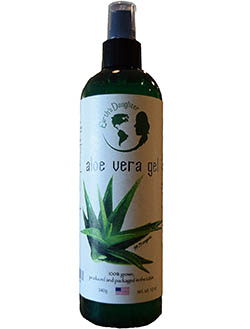 Earth's Daughter Aloe Vera Gel