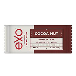 Exo Cricket Flour Protein Bar – Cocoa Nut