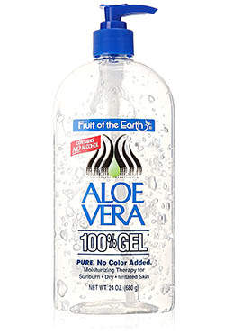 Fruit of the Earth Aloe Vera 100% Gel