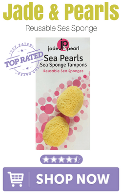 Jade and Pearls Reusable Sea Sponge Review