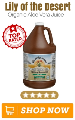 Lily of the Desert Organic Aloe Vera Juice