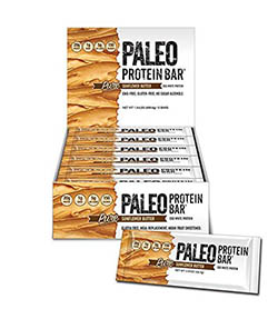Paleo Sunbutter Protein Bar by Julian Bakery