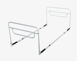RMS Adjustable Dual Bed Rail