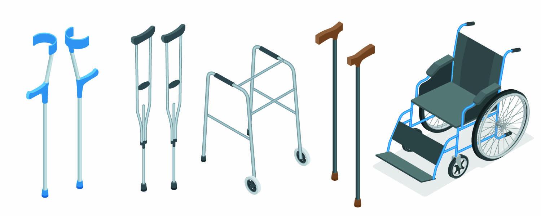 alternatives to crutches