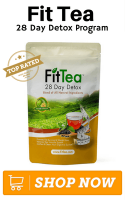 Fit Tea 28 Day Detox Program