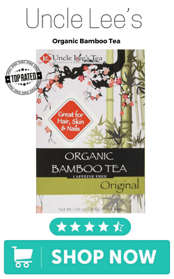 Uncle Lee's Organic Bamboo Tea