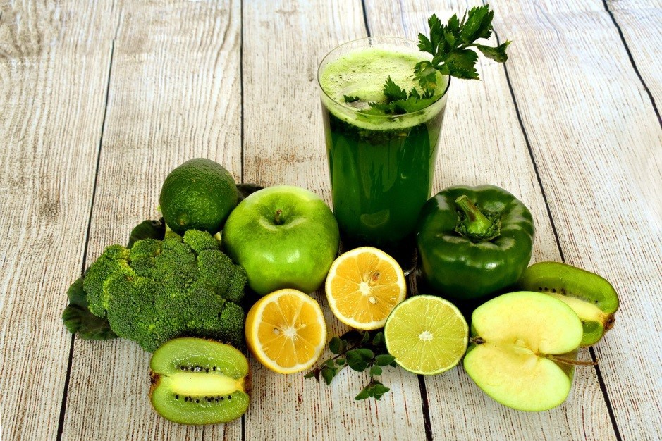 fruits & vegetables for smoothie